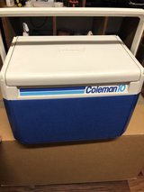Coleman cooler in Ramstein, Germany