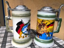 collectible Steins in Ramstein, Germany