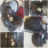Graco Snugride 30 infant carseat w/ base and manual, like new! in Yucca Valley, California