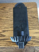 Primitive Metal Candle Holder in Fort Campbell, Kentucky