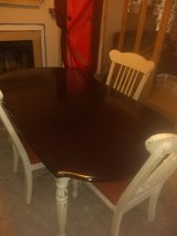dining table in Fort Bragg, North Carolina