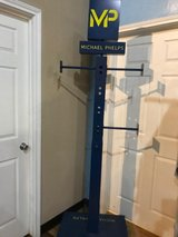 Michael Phelps Clothing Rack and Other items in Pasadena, Texas