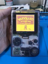 Nintendo Game Boy Pocket with a Backlight and bivert in Okinawa, Japan