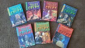 Tales from the Crypt, complete DVD series, like new in St. Charles, Illinois
