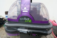 bissel spotbot pets steam cleaner ( phone only dont text ) in Okinawa, Japan