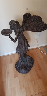 REDUCED Brand New Large Bronze Effect Fairy in Lakenheath, UK