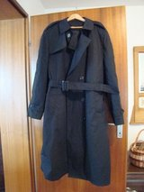 US Army overcoat in Stuttgart, GE