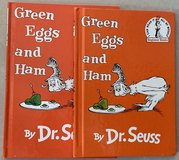 Green Eggs and Ham by Dr. Seuss in Okinawa, Japan