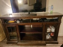 Solid Wood TV Stand in Quantico, Virginia