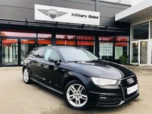 2016 Audi A3 S-Line Sportback *SUPER NICE* ACT FAST! *AUTOMATIC! in Spangdahlem, Germany