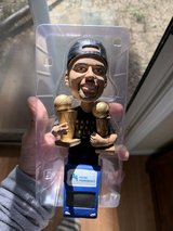 Stephen Curry Bobblehead in Travis AFB, California