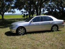2004 LEXUS LS430 in Beaufort, South Carolina