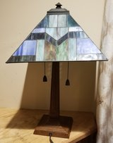 Gorgeous Stained Glass Tiffany Style Lamp in Aurora, Illinois