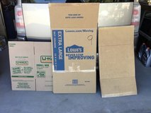 Moving boxes, s,m,l in 29 Palms, California