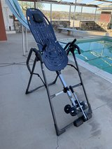 Dr Teeters back stretching device in 29 Palms, California