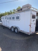 4 horse living quarter horse trailer in Alamogordo, New Mexico