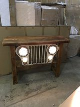 Keep CJ5 Grill Table in Naperville, Illinois