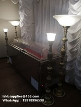 cooling coffin embalming replacement for chapel viewing in Birmingham, Alabama
