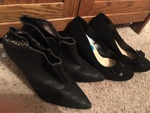 Women 1 pair boots and 1 dress shoes in Biloxi, Mississippi