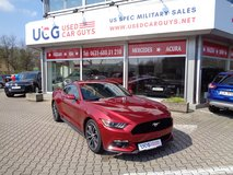 Black Friday deal 2017 Ford Mustang EcoBoost in Spangdahlem, Germany