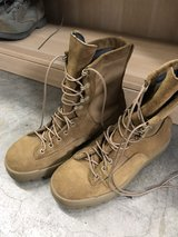 OCP Tactical boots - Coyote 8R in Ramstein, Germany
