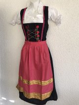 dirndl with blouse and apron in Ramstein, Germany