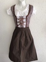 dirndl brown set of 3 in Ramstein, Germany