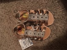 Child's Sandals in Biloxi, Mississippi