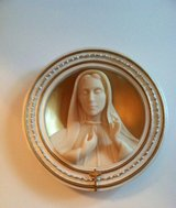 Mother of Compassion 3D Collector Plate in Plainfield, Illinois