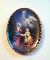 The Visitation Collector Plate in Plainfield, Illinois