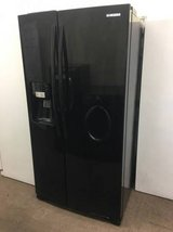 Samsung Black Side by Side Refrigerator in Camp Pendleton, California