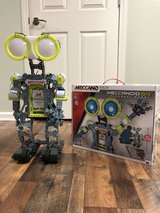Meccano Robot in Fort Campbell, Kentucky