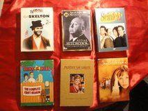36 TV series and movies - DVD in like new condition - see photos and post in The Woodlands, Texas