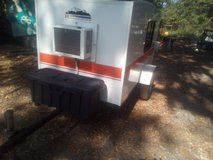 Runaway Camper, Lite Weight only (800 lbs) can be towed by Any 4 cyl. even a Motorcycle in Beaufort, South Carolina