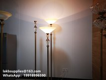 torchiere lamps for funeral in Birmingham, Alabama
