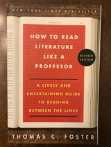 How to Read Literature Like a Professor in Joliet, Illinois