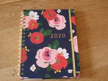 Floral 2020 Monthly/Weekly Planner - Studio 71 in Shape, Belgium