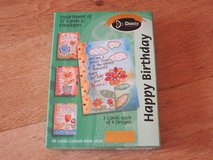 Boxed cards - Assortment of 12 cards & envelopes in Shape, Belgium