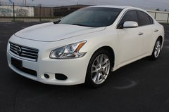 2012 Nissan Maxima SV - Clean Title in Bellaire, Texas
