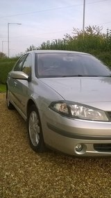 AS NEW CONDITION 2007 2.0 DIESEL RENAULT LAGUNA FULL HISTORY WITH 8500 GBP RECEIPTS. in Lakenheath, UK