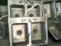 Stainless Steel small kitchen sink in Alamogordo, New Mexico