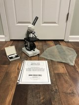Microscope (Includes Cover & Slides) in Fort Campbell, Kentucky