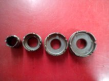 Milling Machine hole cutters (4) in Alamogordo, New Mexico