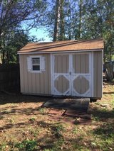 Outdoor shed in Wilmington, North Carolina