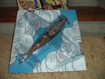 Wonder Woman SDCC Comic Con 2016 75th Anniversary Invisible Jet toy in Okinawa, Japan
