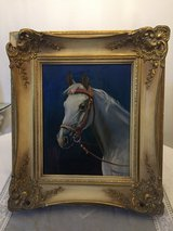 "Oil painting ""Horse"" Antique in Stuttgart, GE"