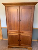 Entertainment Center - Cabinet by Peter Revington in Yorkville, Illinois