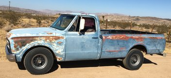 1967 Chevy C10 Pickup in Yucca Valley, California