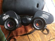 Carl Zeiss binoculars made in DDR in Ramstein, Germany