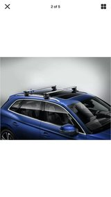 Audi Q5/SQ5 2018-2019+ Genuine Roof Rail Rack Bar BRAND NEW in Chicago, Illinois